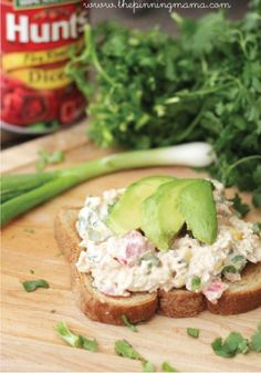 This Southwestern Chicken Salad makes a delicious and easy dinner recipe! All you need are some pretty simple ingredients. Start by mixing your mayo, sour cream and taco seasoning until combined and smooth. Bon appétit!