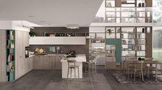 Cuisine Modernes à Lyon, cuisiniste moderne, contemporain, Les cuisinies d'Arno Brotteaux