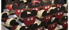 Vintage Mickey and Minnie Mouse Party