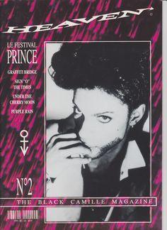 Heaven N°2 - 1992 - French Prince magazine