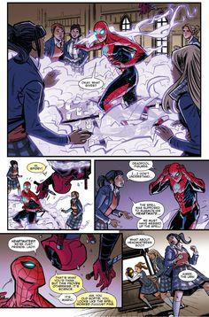 Spider-Man Is Deadpool's Heartmate
