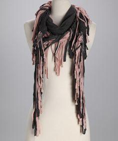 Super fun scarf!
