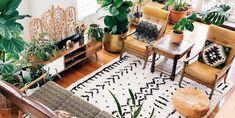 Room, Interior design, Living room, Coffee table, Furniture, Table, Floor, Plant, Houseplant, Flooring, Animal Print Rug, Rugs, Image, Ideas, Design, Home Decor, Home, Dark Sofa, Home Furniture