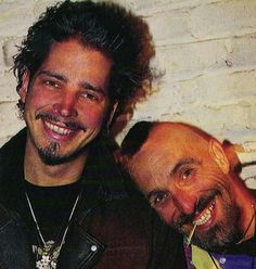 the real? Spoonman and Chris Cornell