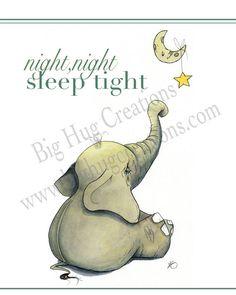 Notte notte dormi bene