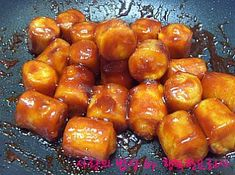 반전! 어른들이 더 좋아해...가래떡강정 – 레시피   다음 요리 A Food, Food And Drink, Tasty, Yummy Food, Korean Food, Soul Food, Asian Recipes, Brunch, Bread