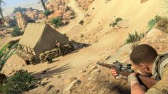 Sniper Elite 3 Pre-Alpha Preview - http://videogamedemons.com/sniper-elite-3-pre-alpha-preview/
