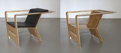 Delta Chair   by Sebastian Errazuriz