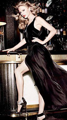 Taylor Swift prachtig in de Vanity Fair