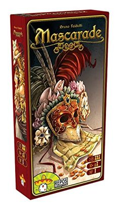 Mascarade Board Game *** You can get more details by clicking on the image.Note:It is affiliate link to Amazon.