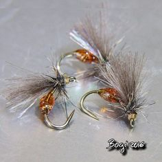 #bogiflies #flytying #flyfishing #dryfly #cdcant #topgraylingfly #graylingfly #tmchooks