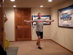 Why is a thunder band a perfect finisher band?? Simple...it can train everything, which you are about to find out with the thunder band finisher workout.