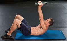 Transform your lower abs with this ascending six-pack circuit.