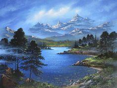 Jon Rattenbury's Sierra Blue