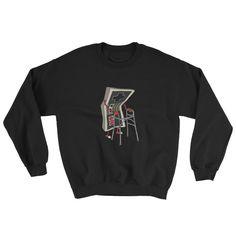 Nintendo Controller Walker Sweatshirt //Price: $28.00     #graphictee