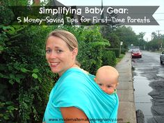 Simplifying Baby Gear: 5 Money-Saving Tips for First-Time Parents   Modern Alternative Pregnancy