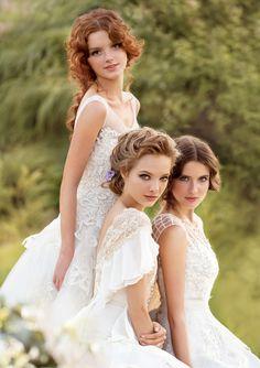 SOLE MIO Photographer: Andrey Yakovlev.  Art-director: Lili Aleeva.  Models: Ksenia, Milona, Aleksandra Collection: Papilio 2014