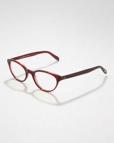 665c81f63d40 Lilla Thin Cat-Eye Fashion Glasses