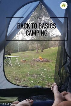 How to go camping for a weekend with just basic gear. Tent Camping, Camping Hacks, My Road Trip, Back To Basics, Weekend Trips, Budget Travel, Live Life, Trip Planning, Budgeting