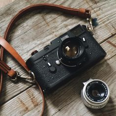 I love my leica - tapanddye:   Out with the old, in with the...