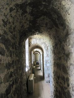 Inside the White Tower, Tower of London