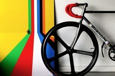 Can't wait to build my own fixie Bmx Bikes, Road Bikes, Cycling Bikes, Velo Design, Bicycle Design, Tandem, Bici Fixed, Fixed Gear Bicycle, Bicycle Garage