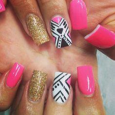 fel_xox #nail #nails #nailart