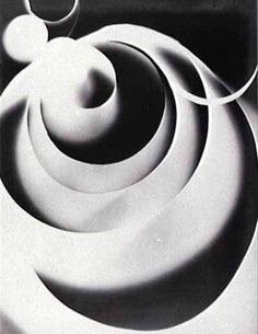 Rayographie Champs délicieux, Spirales Man Ray 1922