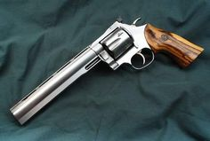 Dan Wesson .44 - Dirty Harry would have been proud.