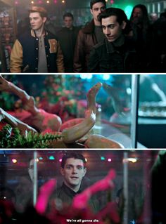 #Riverdale #1x08 #Kevin
