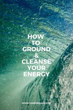Question of the Week: How Do I Ground and Cleanse My Energy Meditation For Anxiety, Guided Meditation, Cleanse Me, Psychic Mediums, Psychic Abilities, Homeopathy, Spiritual Inspiration, My Happy Place, Law Of Attraction