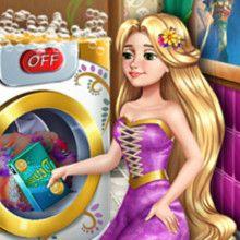 Rapunzel Laundry Day 249