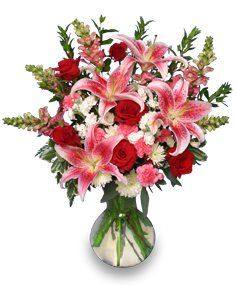 PERFECT LOVE BOUQUET  Fresh Flowers in Richland, WA | ARLENE'S FLOWERS AND GIFTS