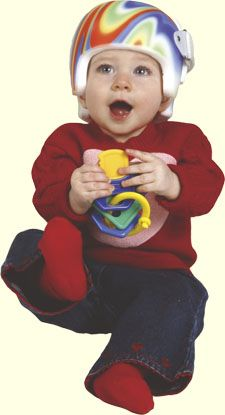 STARband® is another provider of orthotic helmet for plagiocephaly.