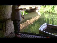pêche à l'aimant (détection de métaux)