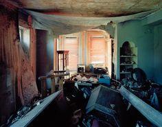 "Jeffrey Stockbridge's Photographs from his ""Abandoned"" project."