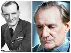 Trevor Howard-WW2-Royal Corps of Signals, airborne division-2nd LT. (Actor)