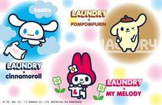 #japanese_character #cartoon #T_shirt #panson_works #laundry #パンソンワークス #ランドリー #サンリオ #キティ #マイメロディ