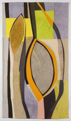 Chrysalises #1 48.75 x 27.5 inches- Valerie Maser Flanagan