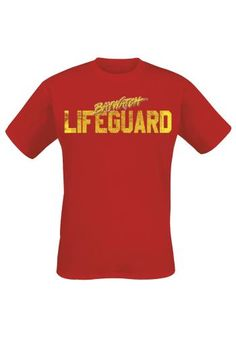 Lifeguard - T-shirt van Baywatch