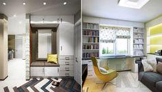 дизайн гостиной в 3-комнатной квартире 100 кв.м., Мытищи - 5