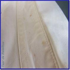 Tear de Retalhos: Como clarear roupa branca encardida. Acabando com ...