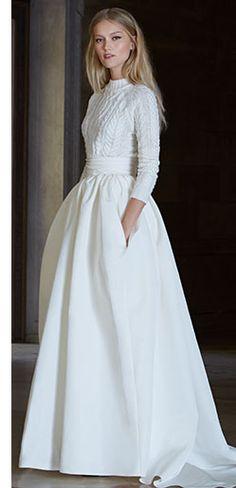 Winter wedding wonderland - Cold Weather Fashion Lookbook   SHOPBOP