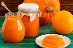 Autumn Pumpkin Marmalade: This sweet marmalade is the perfect spread for toast, english muffins and pancakes. Jam Recipes, Cooking Recipes, Sauces, Marmalade Recipe, Jam And Jelly, Juice Plus, Barbacoa, Fall Pumpkins, Deli
