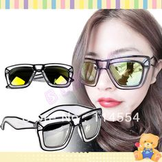 http://www.aliexpress.com/item/Free-Shipping-Fashion-Unisex-Vintage-Summer-Transparent-Frame-Squared-Reflective-Lens-Sunglasses-7107/695316901.html  Free Shipping Fashion Unisex Vintage Summer Transparent Frame Squared Reflective Lens Sunglasses 7107-in Sunglasses from Apparel & Accessories on Aliexpress.com