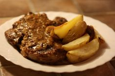 OSSO BUCO Frisk, Steak, Food, Meal, Hoods, Steaks, Eten, Meals