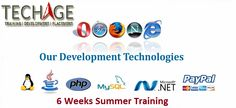 Join TechAge Academy for 4 Weeks, 6 weeks Industrial Project Summer Training Intenship Program 2015.Call for more details:- +91-9212063532,+919212043532