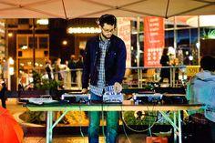 Kick Off Party in LOVE Park @DesignPhiladelphia