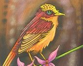 Beautiful Bird 7 - PRINT
