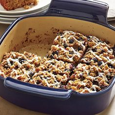 Berry Streusel Coffee Cake - The Pampered Chef®